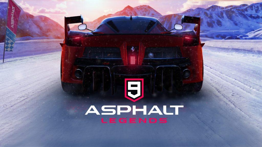 Asphalt 9 Legends Mod Apk