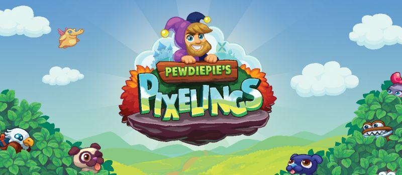 PewDiePies Pixelings Mod Apk