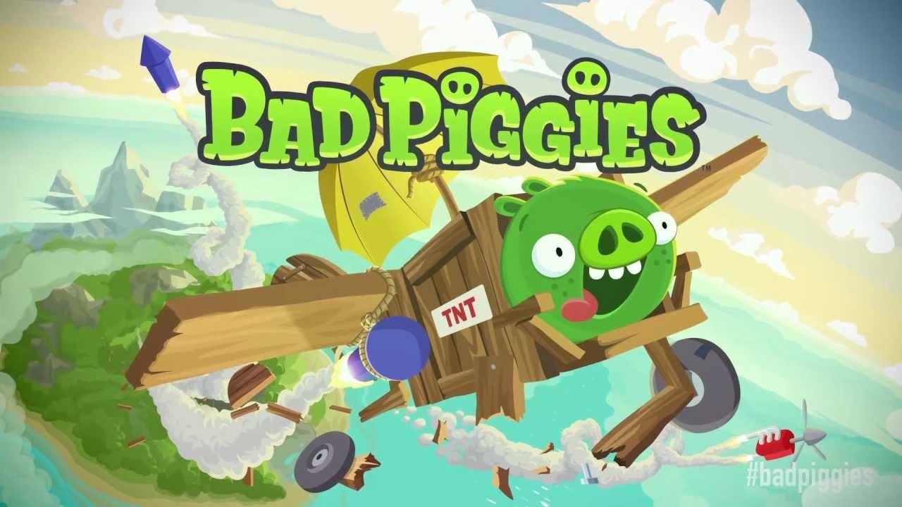 Bad Piggies Mod Apk