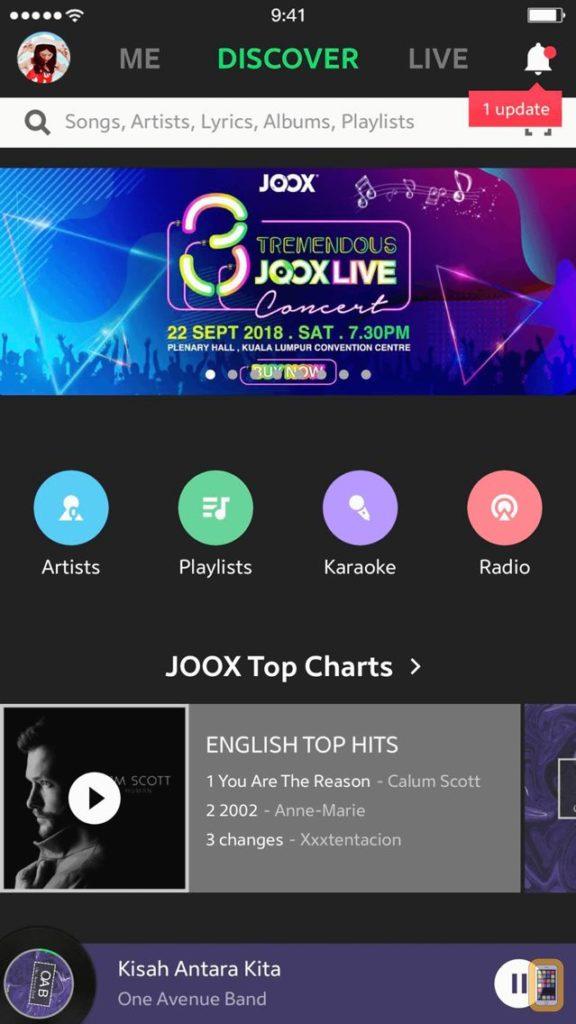 JOOX VIP Apk