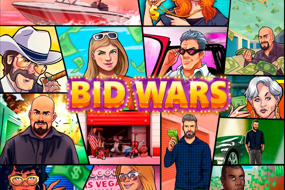 Bid Wars Mod Apk