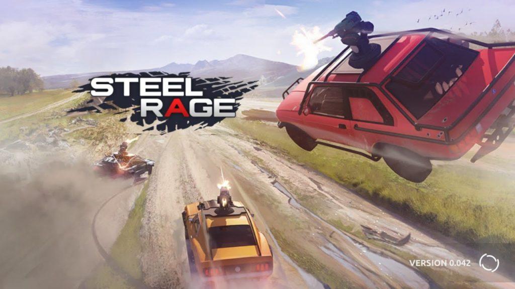 Steel Rage Mod Apk
