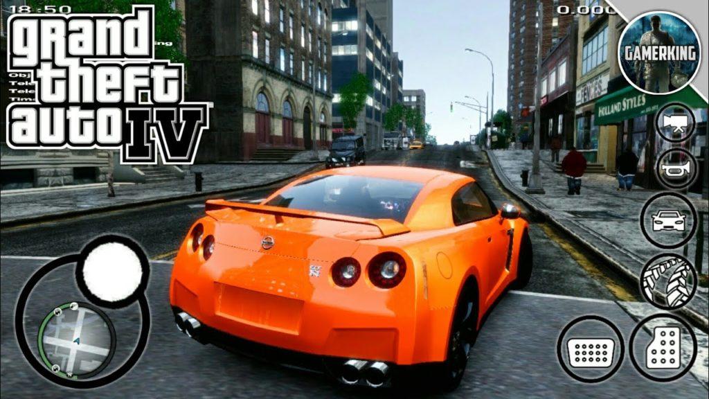 GTA 4 Apk