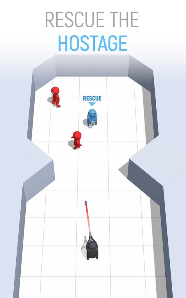 Bullet Man 3D Mod Apk