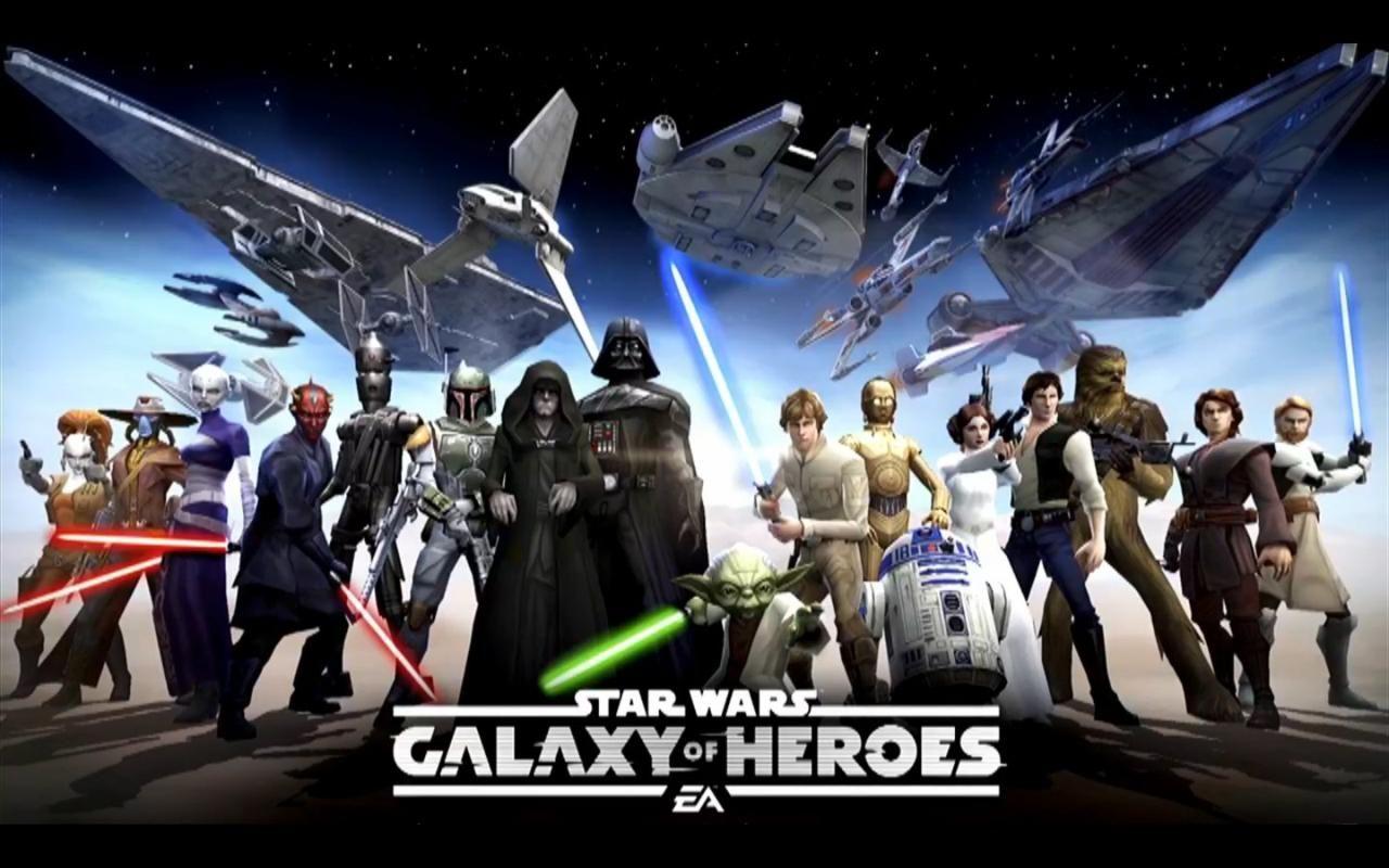 Star Wars Galaxy of Heroes Mod Apk