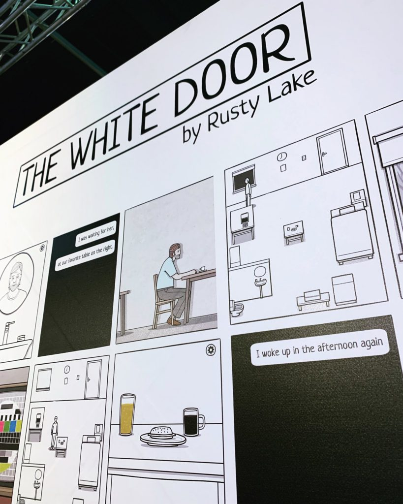 The White Door Mod Apk