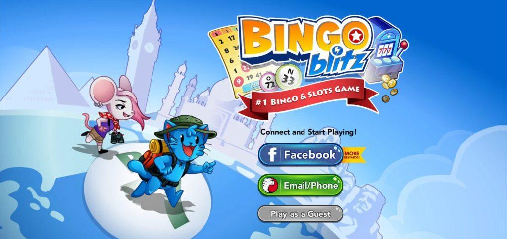 Bingo Blitz Mod Apk
