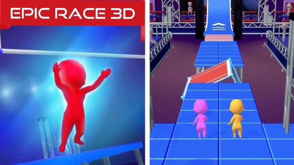 Epic Race 3D Mod Apk