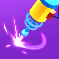 Laser Draw Mod Apk