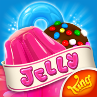 Candy Crush Jelly Saga Mod Apk
