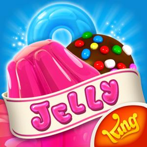 Candy Crush Jelly Saga Mod Apk