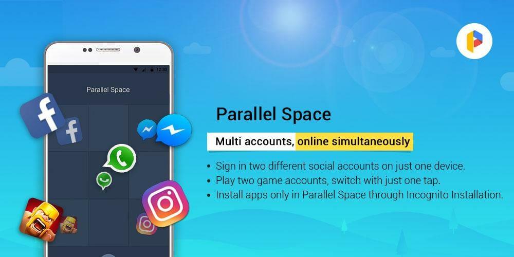 Parallel Space Pro Apk