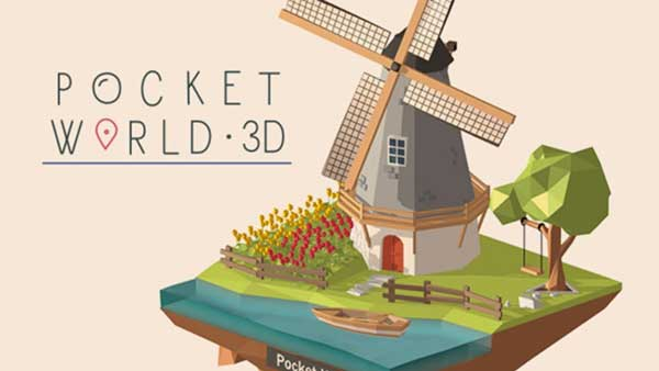 Pocket World 3D Mod Apk