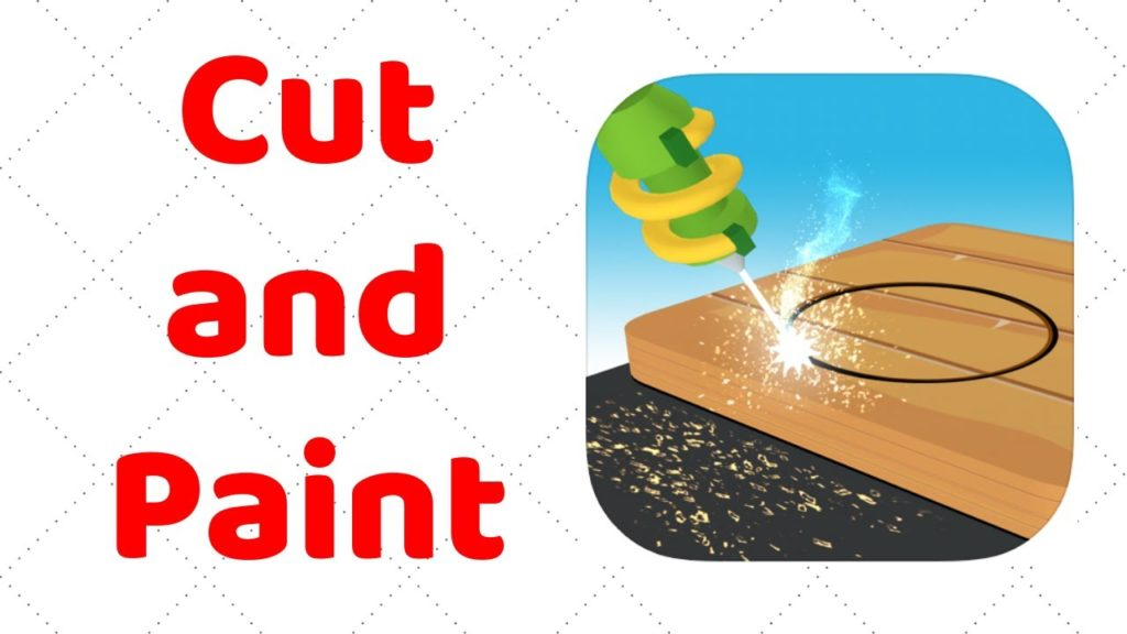 Cut and Paint Mod Apk