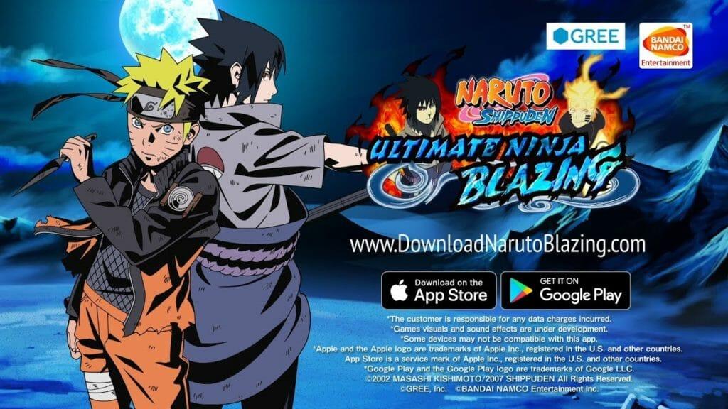 Ultimate Ninja Blazing Mod Apk