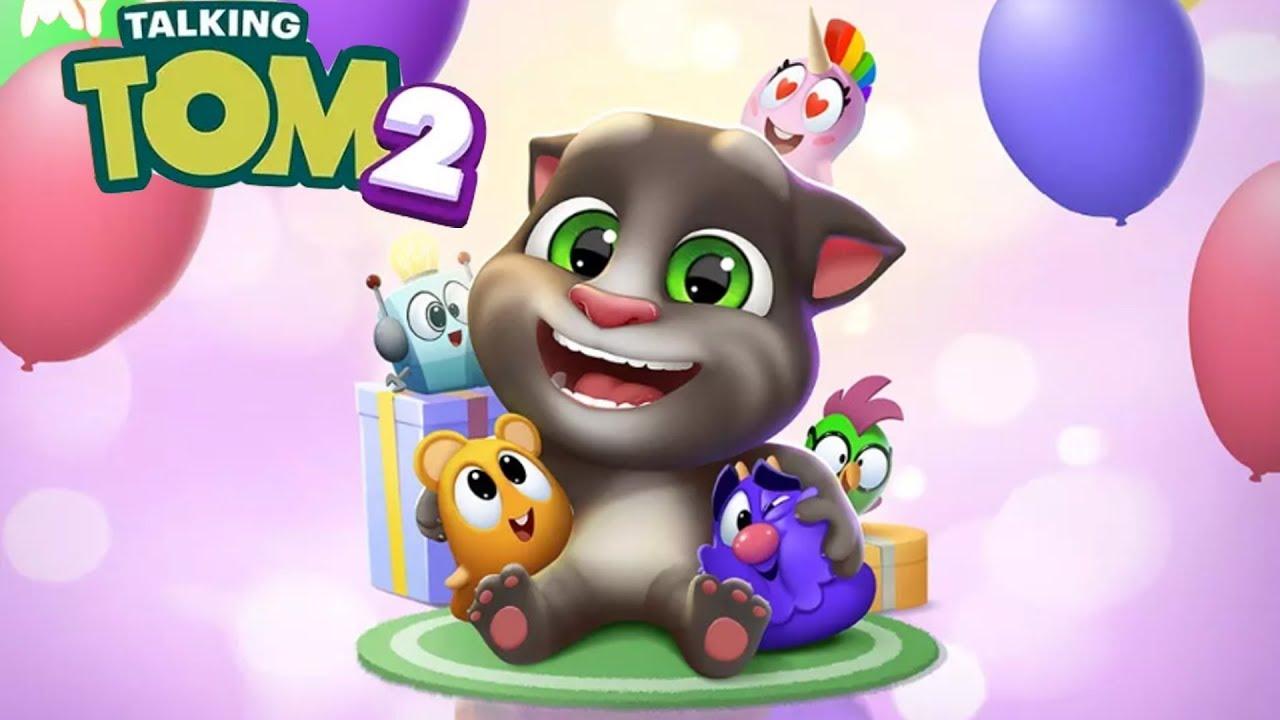 My Talking Tom 2 Mod Apk