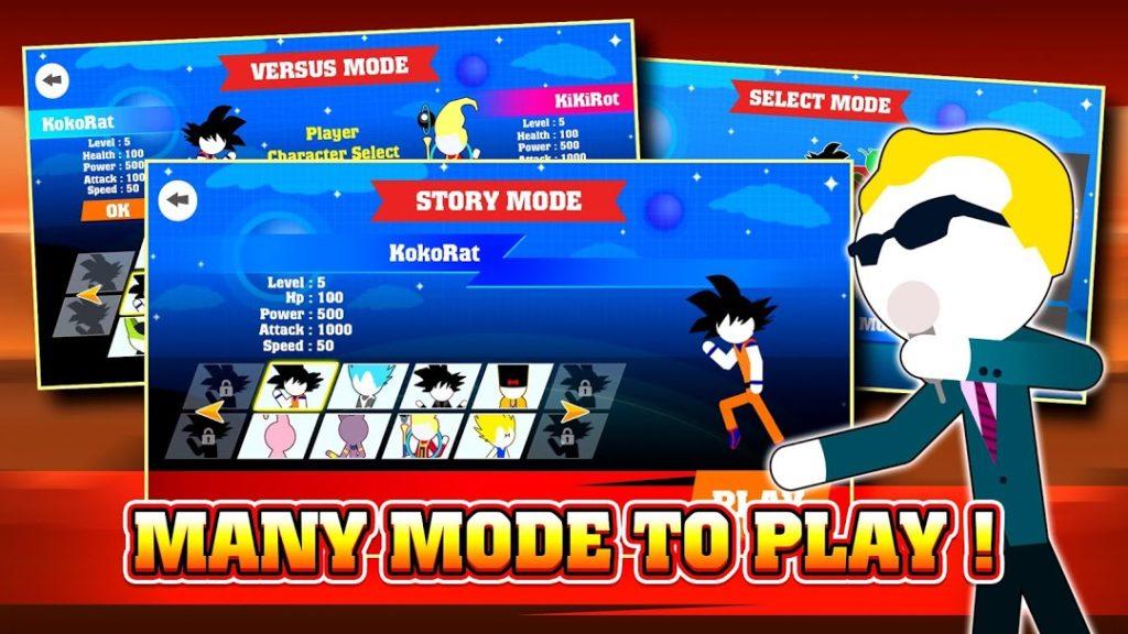 Stick Battle Fight Mod Apk