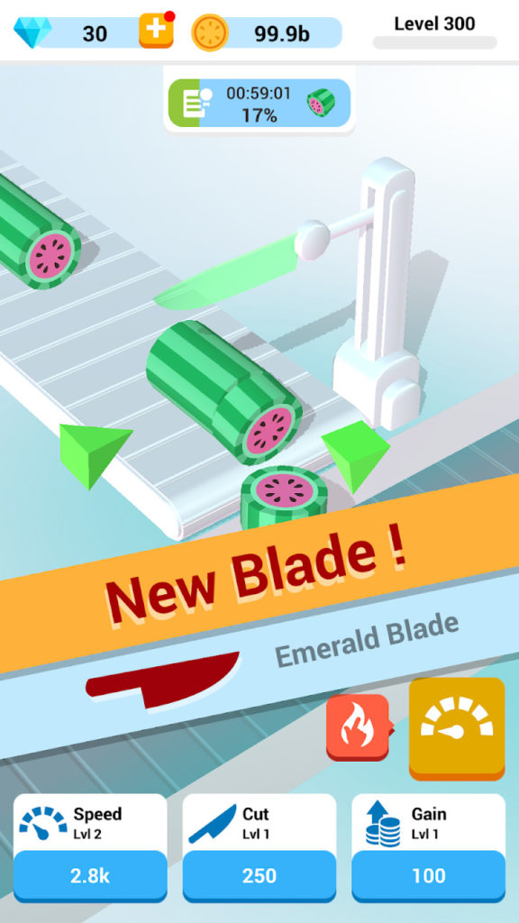 Idle Slice and Dice Mod Apk