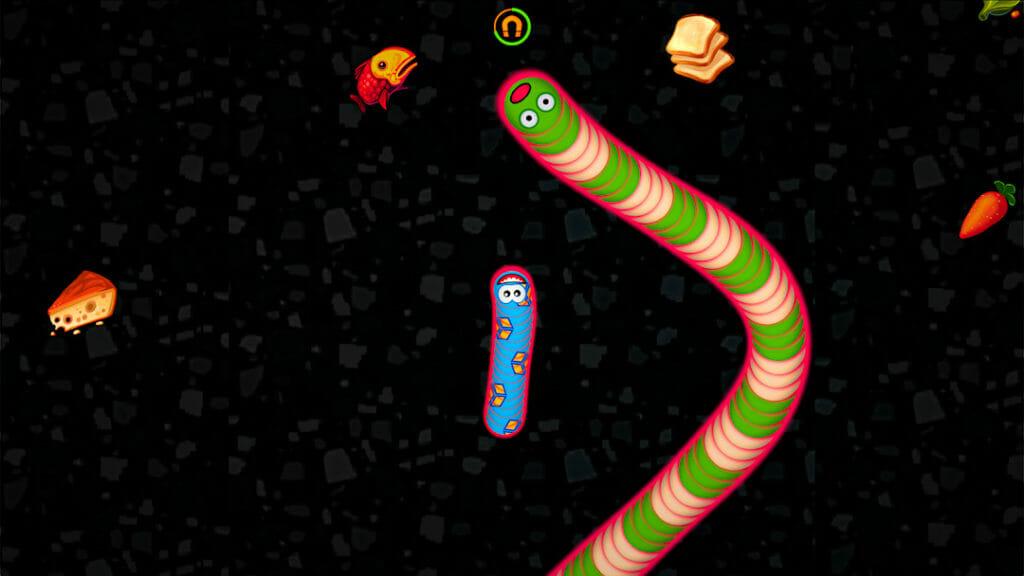 Worms Zone .io Mod Apk