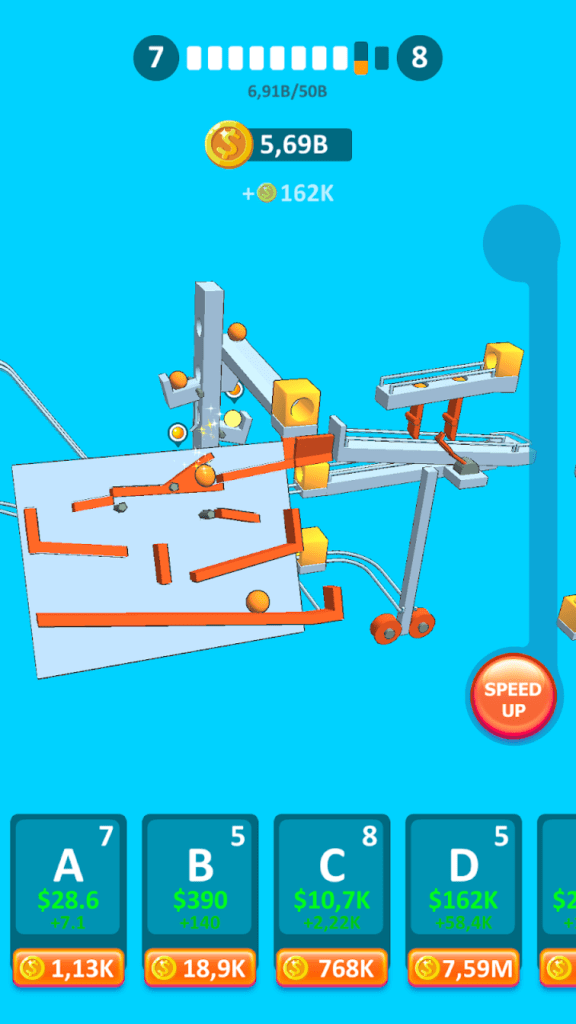 Physics Puzzle Idle Mod Apk