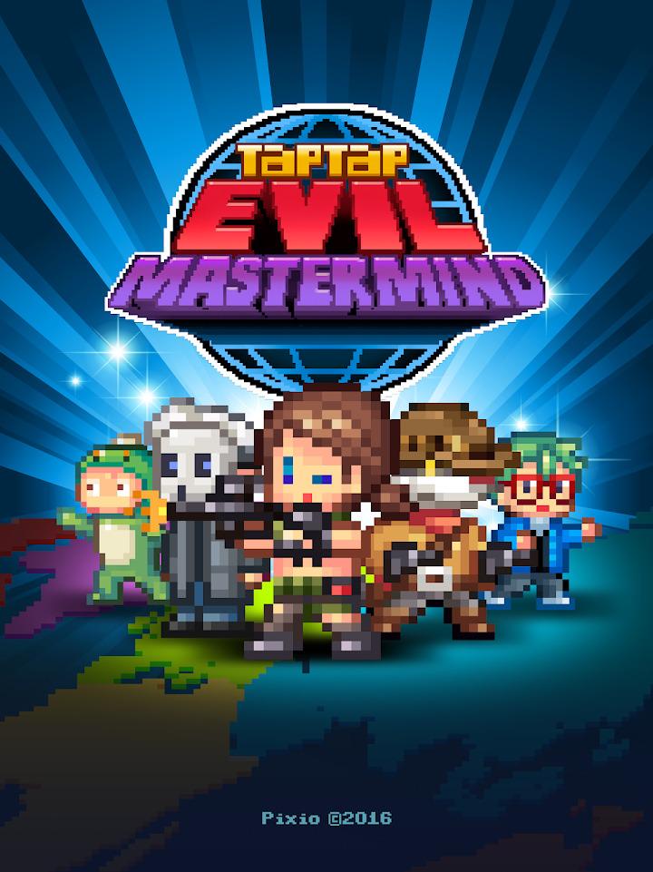 Tap Tap Titan Idle Evil Clicker Mod Apk
