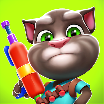 Talking Tom Camp Mod Apk