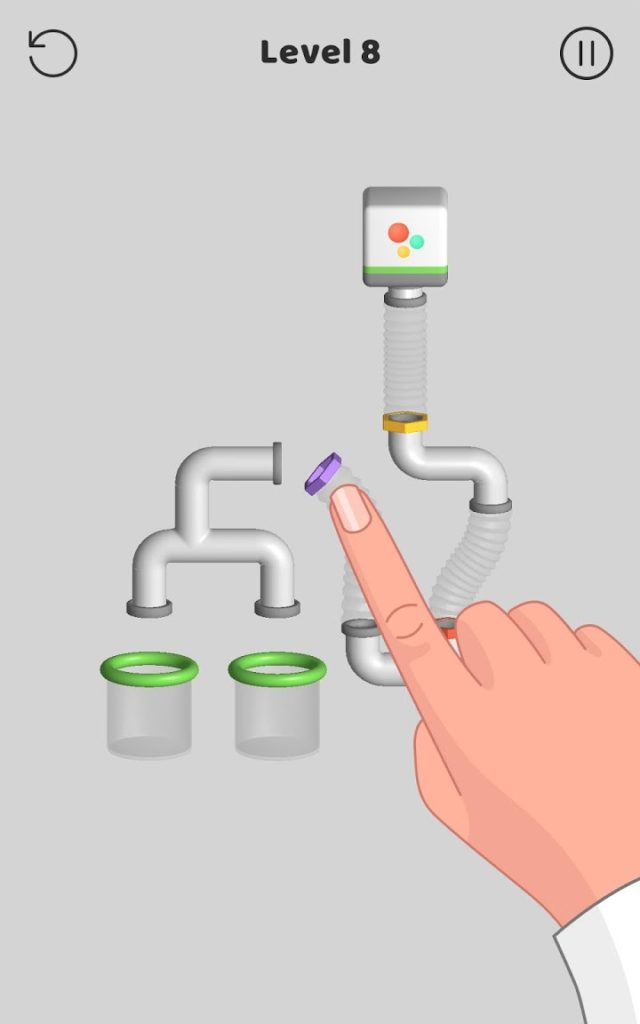 Ball Pipes Mod Apk
