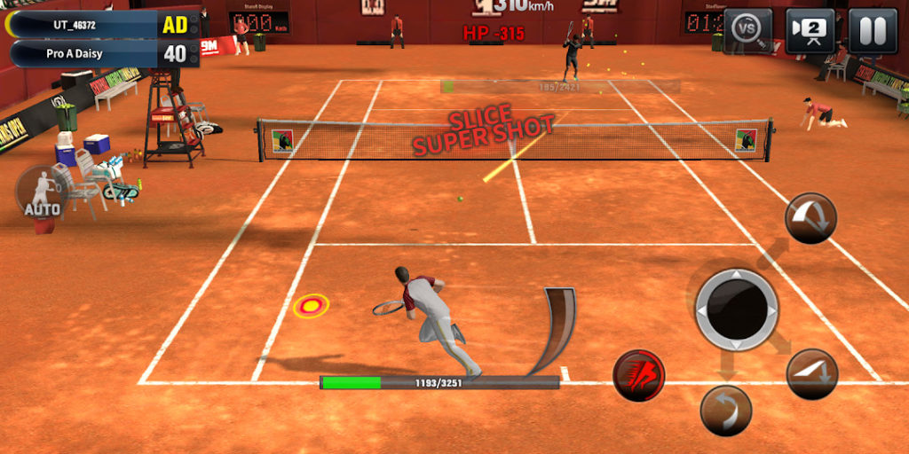 Ultimate Tennis Mod Apk