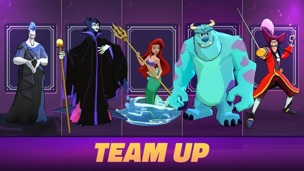 Disney Sorcerers Arena Mod Apk