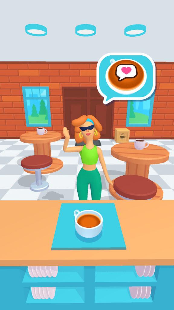 Coffee Shop 3D Mod Apk