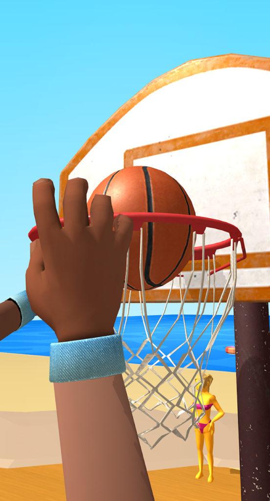 Dribble Hoops Mod Apk
