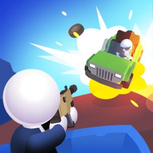 Rage Road Mod Apk