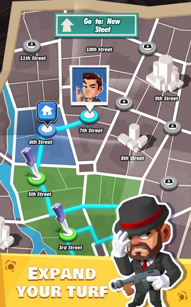 Idle Mafia Tycoon Manager Mod Apk