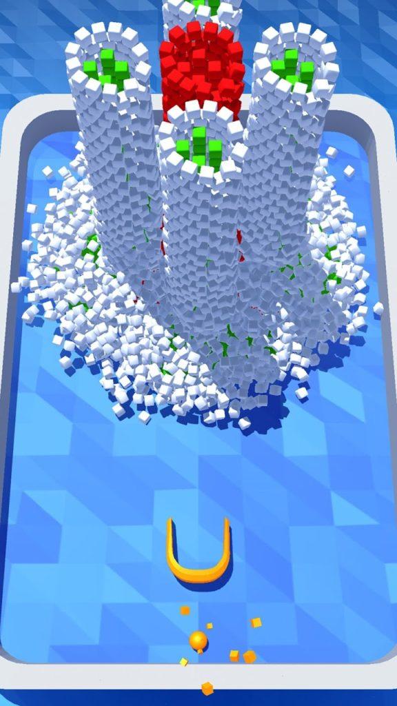 Collect Cubes Mod Apk