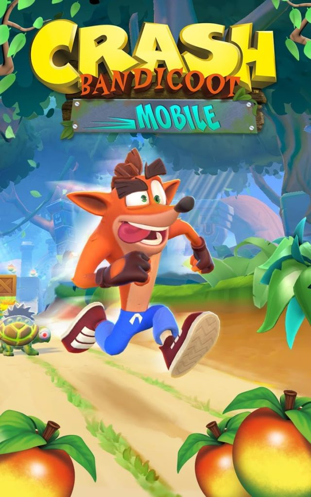 Crash Bandicoot Mobile Mod Apk