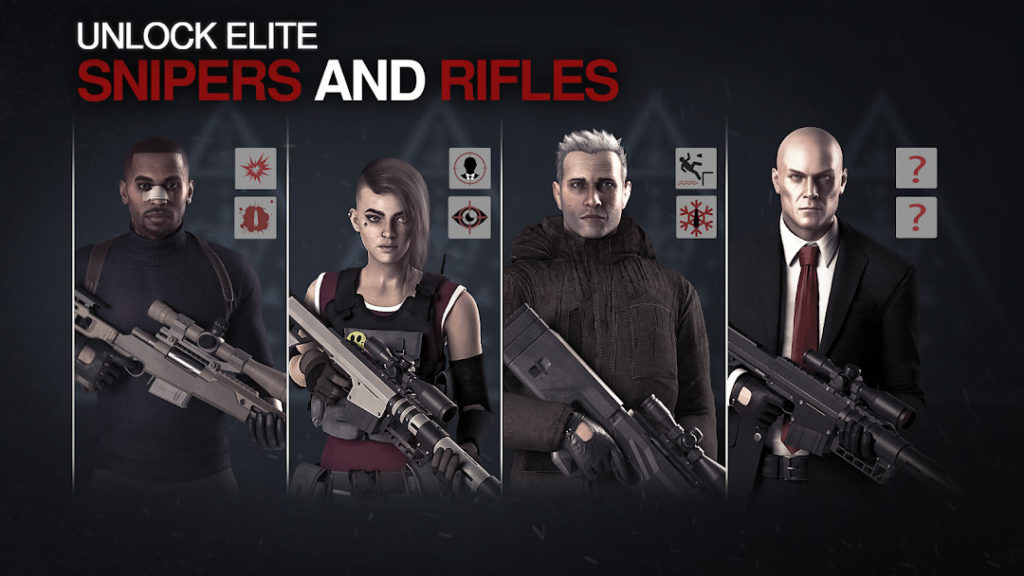 Hitman Sniper 2 World of Assassins Apk