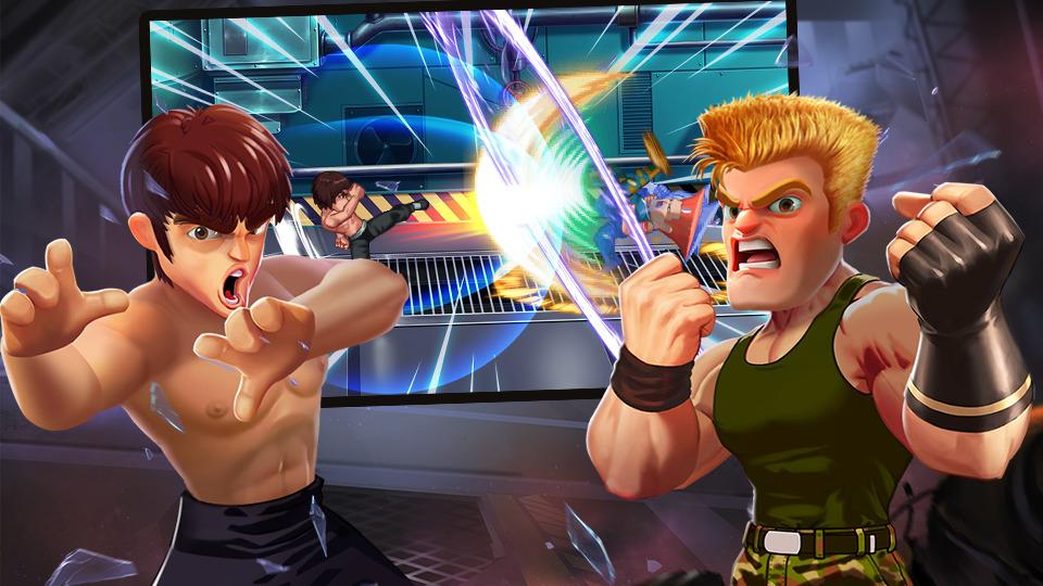 Kung Fu Attack PVP Mod Apk