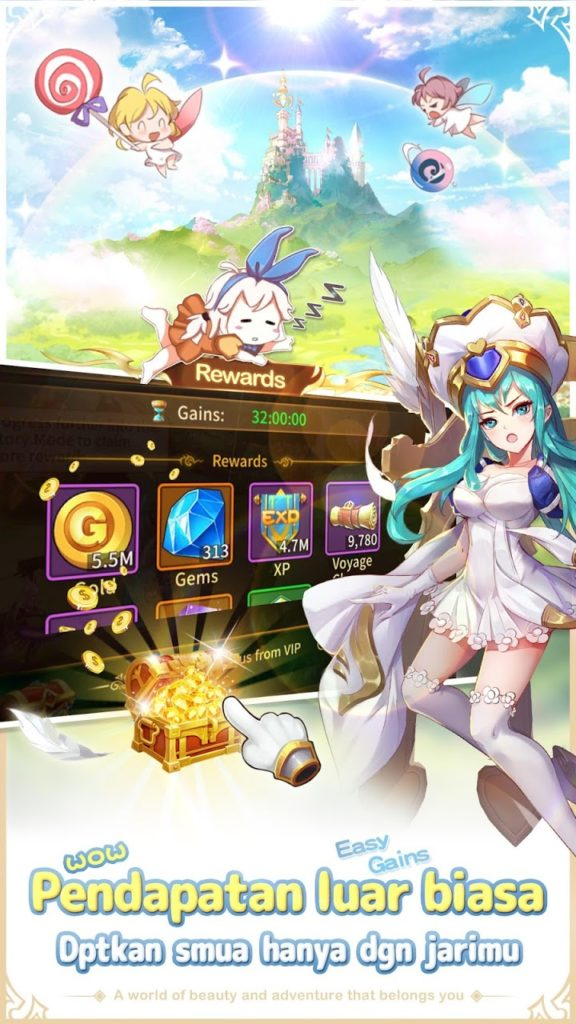 Idle Legends: Ragnarok Saga Mod Apk