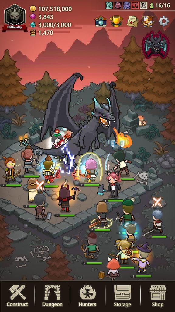 Evil Hunter Tycoon Mod Apk