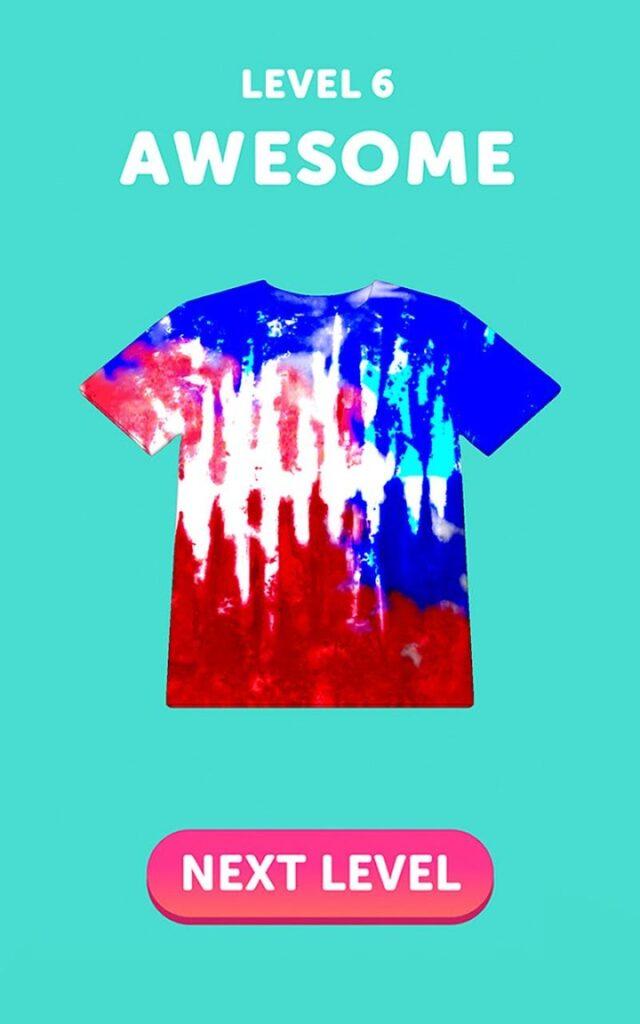 Tie Dye Mod Apk